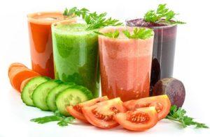 soki warzywne na diecie dr dąbrowskiej